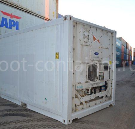 Рефконтейнер 20' RC Carrier 2003 сзади
