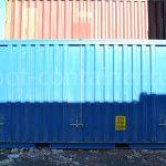 контейнер 20 футов hard open top