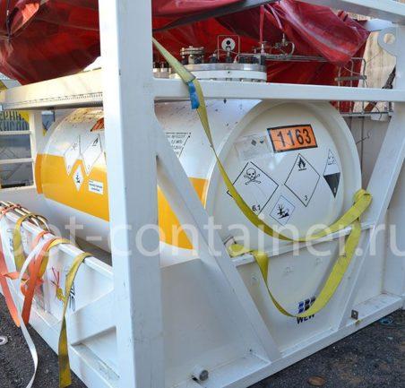 Контейнер 10 футов Tank Container б/у