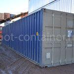 Морской контейнер 40 футов новый двери