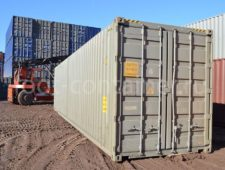 Контейнер 40 футов высокий и широкий (40′ HCPW) б/у