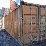 контейнер 40 футов бу hard open top двери