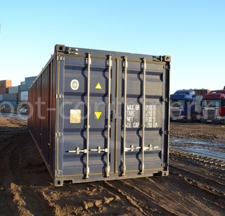 Контейнер 40 футов с жесткой съемной крышей (40' HT) новый