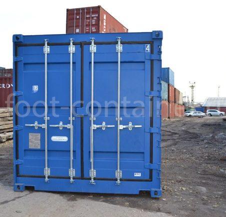 Контейнер 20 футов с дополнительными боковыми дверями (20' SD) новый двери