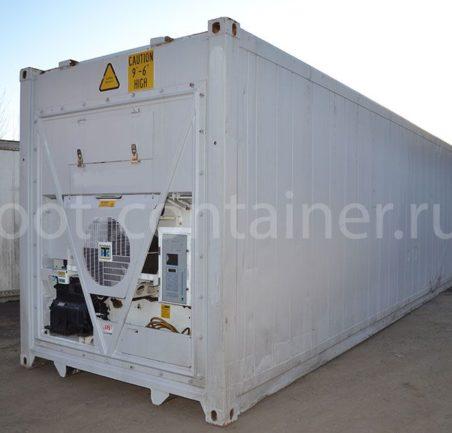 Рефконтейнер 40' RCHC ThermoKing 2007 сзади