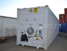 Рефконтейнер 40′ RCHC ThermoKing 2008 г.в.