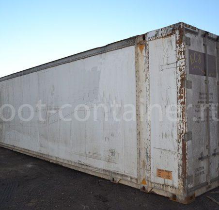 Рефконтейнер 45' RCHCPW Thermo King 1996 двери сбоку