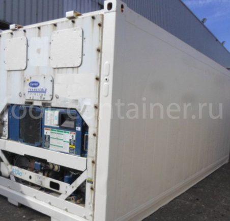 Рефконтейнер 20′ RC Carrier 1999 сзади