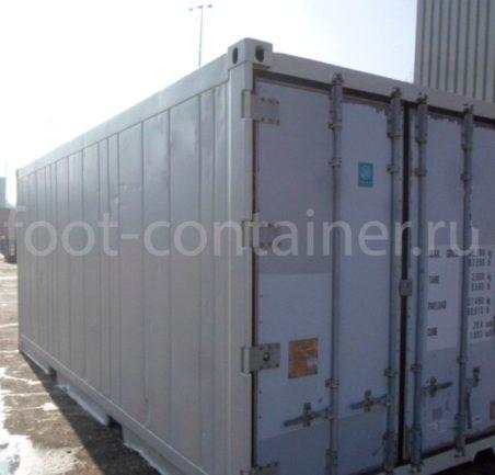 Рефконтейнер 20′ RC Carrier 2002