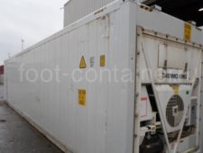 Рефконтейнер 40′ RCHC ThermoKing 1998 г.в.