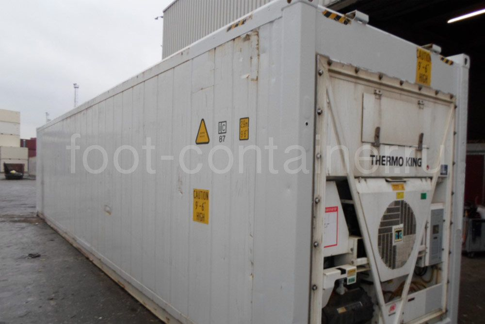 Рефконтейнер 40′ RCHC ThermoKing 1998