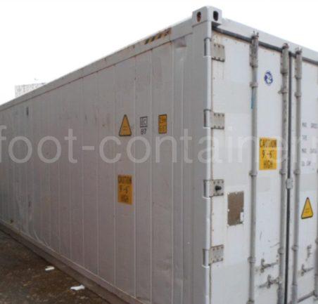 Рефконтейнер 40′ RCHC ThermoKing 1998 двери