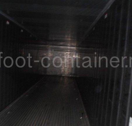 Рефконтейнер 40′ RCHC ThermoKing 1998 внутри