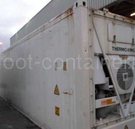 Рефконтейнер 40′ RCHC ThermoKing 2000