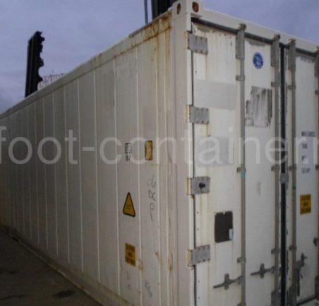 Рефконтейнер 40′ RCHC ThermoKing 2000 двери