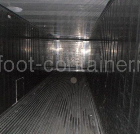 Рефконтейнер 40′ RCHC ThermoKing 2000 двери внутри