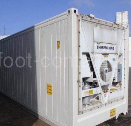 Рефконтейнер 40′ RCHC ThermoKing 2008