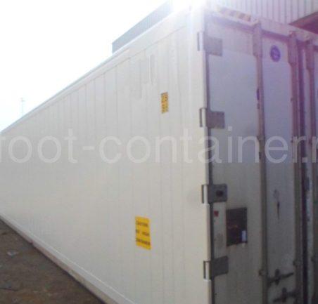 Рефконтейнер 40′ RCHC ThermoKing 2008 сбоку