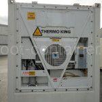 Рефконтейнер 40′ RCHC ThermoKing 2014 сзади