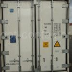 Рефконтейнер 40′ RCHC ThermoKing 2014 двери