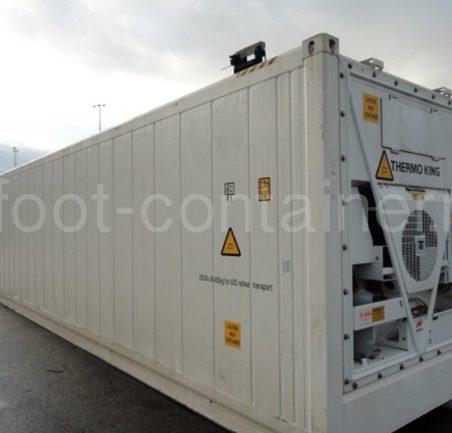 Рефконтейнер 40′ RCHC ThermoKing 2014 сбоку