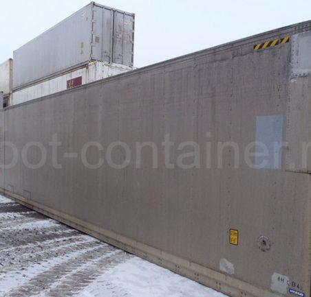 Рефконтейнер 40′ RCHC Carrier 1997 сбоку