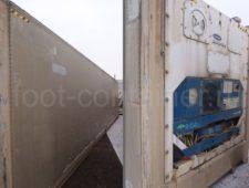 Рефконтейнер 40′ RCHC Carrier 1997 сзади