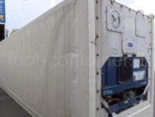 Рефконтейнер 40′ RCHC Carrier 1998 сзади