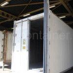 Рефконтейнер 40 футов RC высокий Carrier 2000 дверь открыта