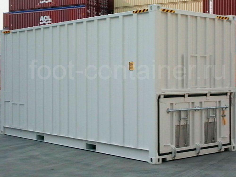 Балк контейнер (Bulk) 20 футов