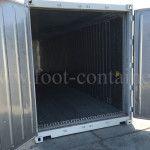 Контейнер изотермический 40 футов б/у двери открыты