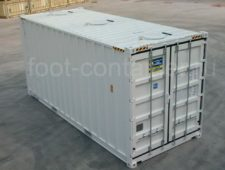 Балк контейнер (Bulk) 20 футов сбоку