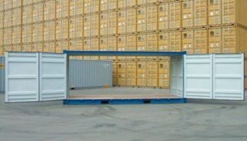 специальный контейнер