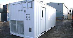 контейнер под генератор