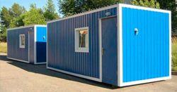 Переоборудование морских контейнеров на заказ для бизнеса