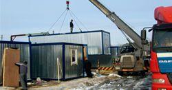 Переоборудование контейнеров под автономное жилье для Крайнего Севера