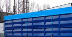 Переоборудование контейнера в зерновоз