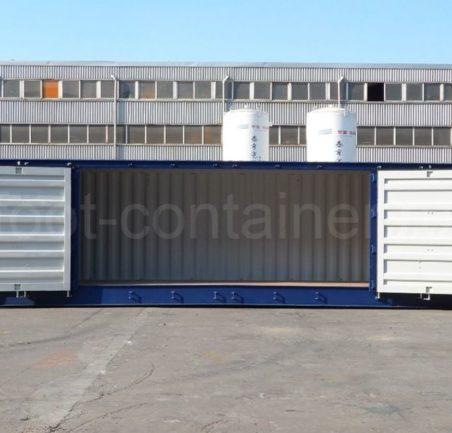 Side Door - cпециальное контейнерное оборудование