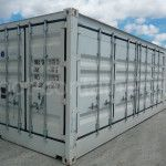 Контейнер 40 футов с дополнительными боковыми дверями (40′ SD) новый