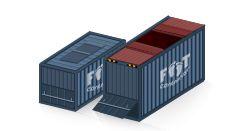 Преимущества балкеров перед универсальными контейнерами