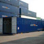 Контейнер 45 футов высотой 2,75 м. с доп. торцевыми дверями (45′ HCDD 9'1″) новый