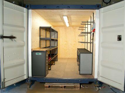 контейнер-склад