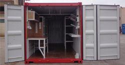 Контейнер — стандарт складского помещения