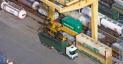 Контейнеровозы – универсальные морские платформы для морских контейнеров