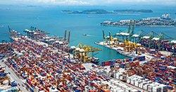 Размещение паллет и «европаллет» в морских контейнерах различного типа