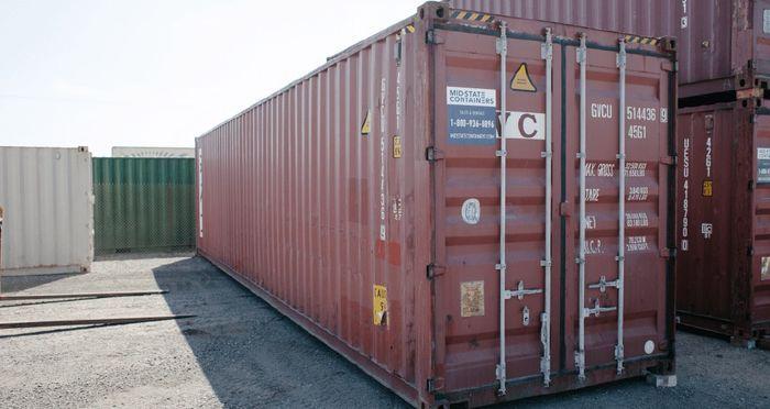 Преимущества покупки 20-ти и 40-ка футовых б/у контейнеров: выгодное решение для вашего бизнеса