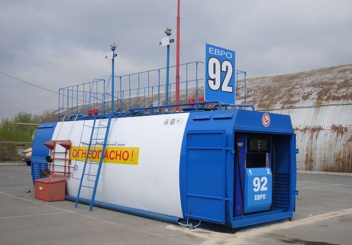 Идеи бизнеса: автоматизированные автозаправочные станции на базе контейнеров