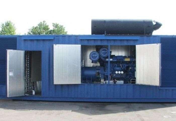 Китайцы разработали самую маленькую атомную электростанцию в контейнере