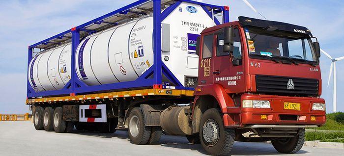 Виды и маркировка танк-контейнеров и их использование в бизнесе