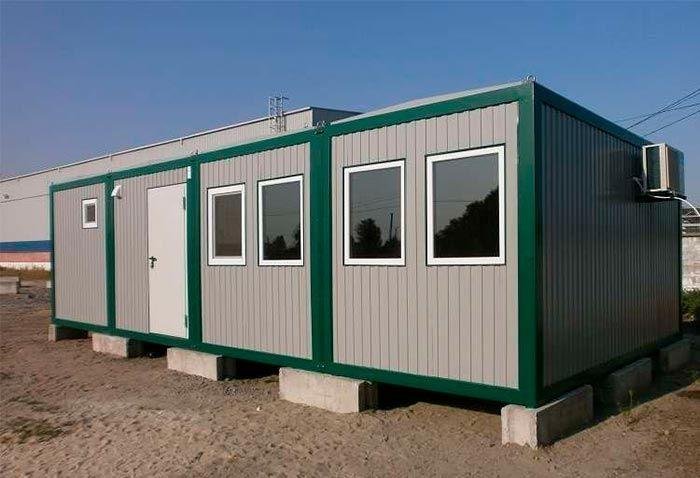 Модульная конструкция из контейнеров: на чем нельзя экономить?